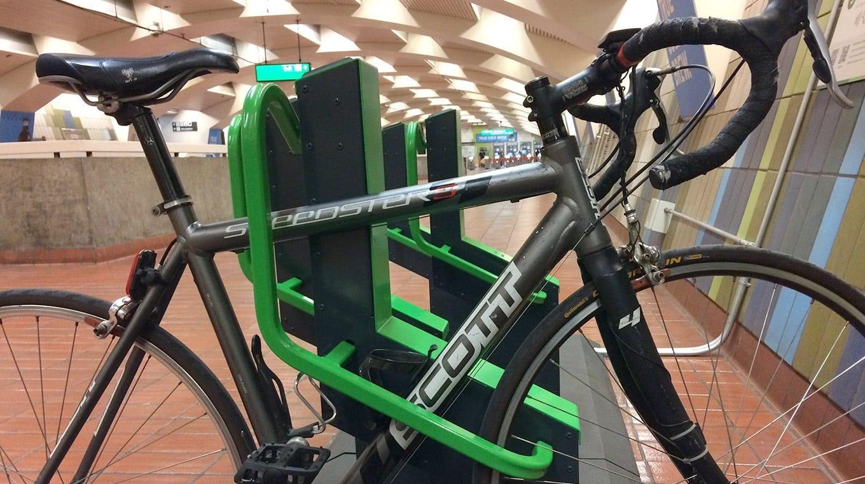 Kvalitets parkering til kvalitets cykler