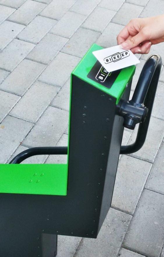 Alle RFID kort kan anvendes