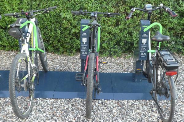 God afstand mellem cykler
