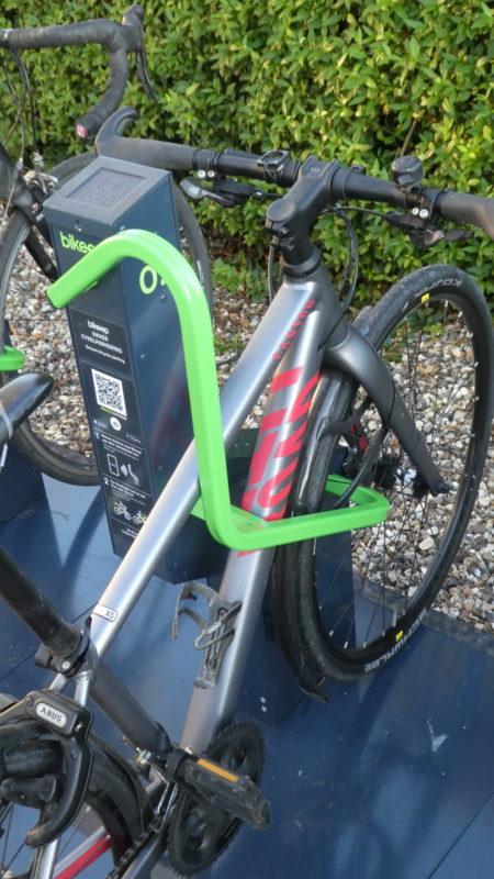 Lille city bike